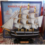 Barcos De Madera Charles Morgan Rickmers Fregatte Cutty