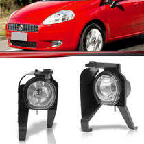 Farol De Milha Punto 2007 2008 2009 2010 2011 Auxiliar Fiat