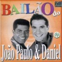 Cd / João Paulo E Daniel (2001) O Bailão - 14 Sucessos