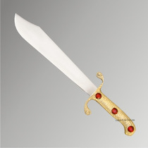 Adaga Cigana Dourada - Esotérico - Espada - Punhal - 502410
