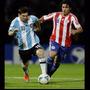 Entradas Argentina Vs Paraguay - Platea Gasparini Baja S/n