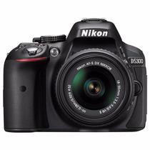 Nikon D5300 Kit 18-55mm 24mp Dx-format Cmos Full Hd 60fps