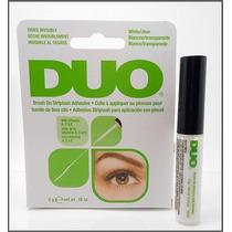 Cola Duo Eyelash Adhesive Para Cílios Postiços Com Aplicador