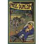 Pneu Dunlop Carro Borracheiro Poster Repro