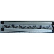 Estribo Hilux Srv Sr 2005 2006 2007 2008 2009 10 Aluminio
