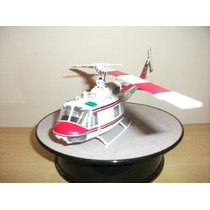 Helicoptero Bell Uh-1d Huey Lafd - Franklin Mint