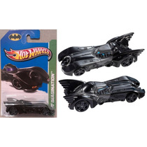 89 Batmobile - Batmóvel Batman Returns - Hot Wheels 2013