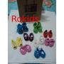 4 Sapatinhos De Trico E Croche Para Bebês