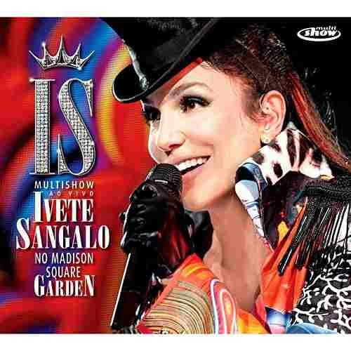 cd da ivete sangalo no madison square garden