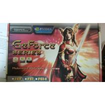 Placa De Video Agp Geforce 4 Mx4000 128 Mb