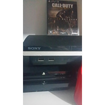 Ps3 160 Gb + Jogos Army Of Tiiio+ Fifa 14+sonic+ Pes 2013