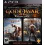 Pack God Of War 1 Y 2 | Ps3 | Digital |