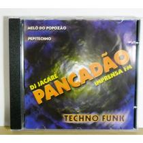 Dance Rap Pop Soul Techno Funk Cd Pancadão Imprensa Fm