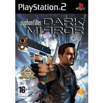50 Peças Originais Jogo Syphonfilter Dark Mirror Play 2 Ps2