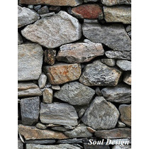 Papel Muresco Zen 34711 Piedra Vinilizado Linea Fundasoul