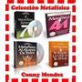 Colección Metafísica Conny Mendez Audio-libros Voz Humana!