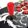 Joystick Palanca Arcade Para Playstation 3 Ps3/ Pc