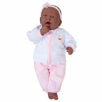 Boneca Bebe Ninos Negro Parece De Verdade Peso De Bebe