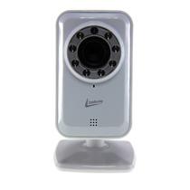 Camera Segurança Sem Fio Monitoramento Infra 8 Leds Web 10m