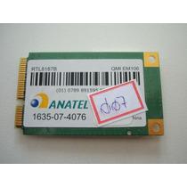 Placa Wireless Micro-pci Notebook Sti Is 1412