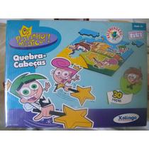 Quebra-cabeças Padrinhos Mágicos Xalingo! Pedagógico!