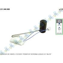 Sensor De Nível Logus 1.8 8v Gasolina 94/97 - Vdo