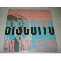 Lp Biscoito Em Bolacha - Maria Bethânia, Zé Renato, Lacrado