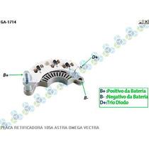 Placa Retificadora Gm Astra 120a - Gauss
