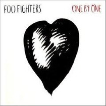 **foo Fighters **one By One **cd+dvd