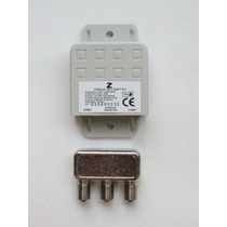 Chave Diseqc 2x1 Switch Dsam-2101 Ivision Rep. Zinwell