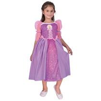 Disfraz Rapunzel Talle 1 Disney