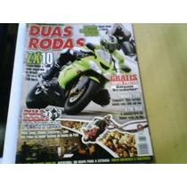 Revista Duas Rodas Nº351 Kawasaki Zx-10r