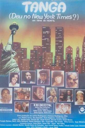 Resultado de imagem para TANGA DEU NO YORK TIMES