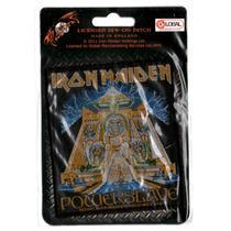 Patch Tecido - Iron Maiden - Powerslave (2011) - Importado