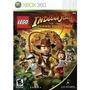 Jogo Pra Xbox 360 Lego Indiana Jones The Original Adventures