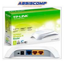 Router Inalambrico Tplink N 150mbps Tl-wr720n Nuevo Original