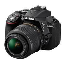 Câmera Nikon D5300 + Af-s 18-55mm 24 Mpixel