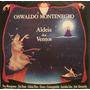 Oswaldo Montenegro Lp Aldeia Dos Ventos - Encarte 1985