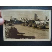 Cartão Postal Antigo Belo Horizonte - Praça Raul Soares