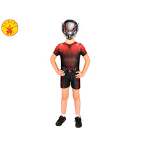 Fantasia Infantil Ant-man Homem-formiga Curta Tam. P.