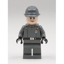 Juguete Imperial Comandante Del Transbordador