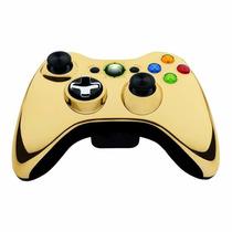 Control Xbox 360 Inalambricos Dorados! Envio Gratis!!