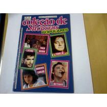 Revista Seleção De Músicas Populares Nº2 Latino Netinho