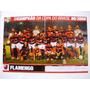 Poster Flamengo Campeão Copa Brasil 2006 Placar Frete Gratis