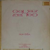 Gal Costa - Nua Idéia - Lp Single Rca 1990