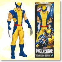 Wolverine Avengers Marvel Hasbro Grande 30cm Figura Accion