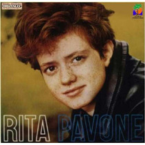 Cd Rita Pavone-primeiro Disco 1963-remasterizado-lacrado