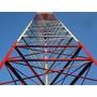 Torre Auto Portante 30 Mt P/ Internet,radio Em 12x S/ Juros