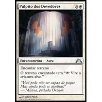 X4 Púlpito Dos Devedores / Debtor