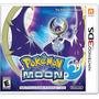 Juego Pokemon Moon 3ds Pokemon Luna 3ds Nuevo Fisico Sellado